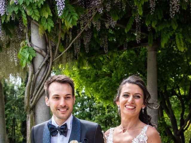 Il matrimonio di Marco e Monica a Bergamo, Bergamo 17