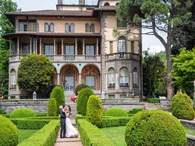 Il matrimonio di Marco e Monica a Bergamo, Bergamo 20