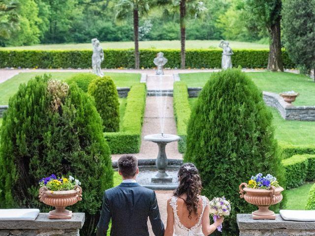 Il matrimonio di Marco e Monica a Bergamo, Bergamo 21