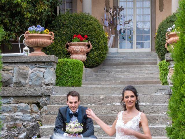 Il matrimonio di Marco e Monica a Bergamo, Bergamo 26