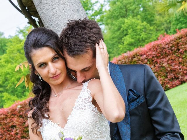 Il matrimonio di Marco e Monica a Bergamo, Bergamo 30