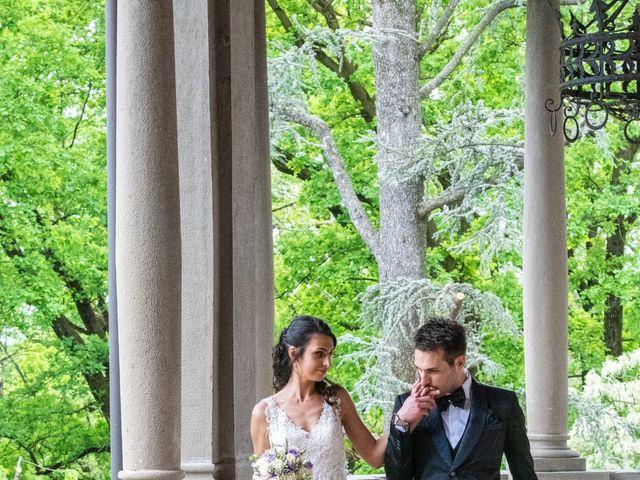 Il matrimonio di Marco e Monica a Bergamo, Bergamo 32