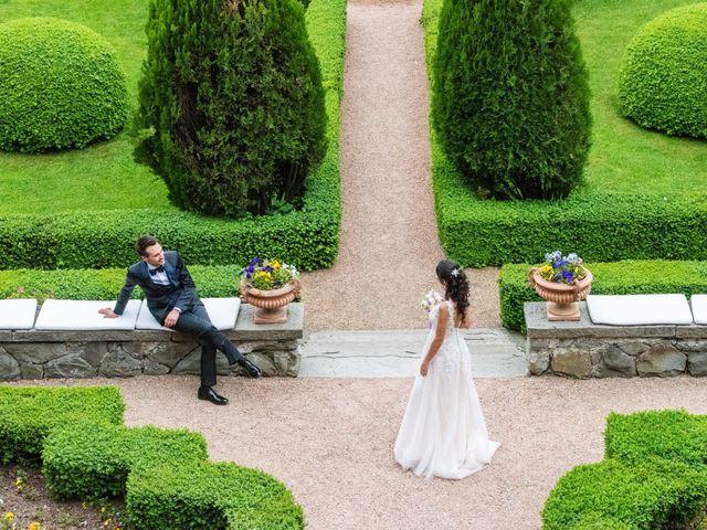 Il matrimonio di Marco e Monica a Bergamo, Bergamo 33