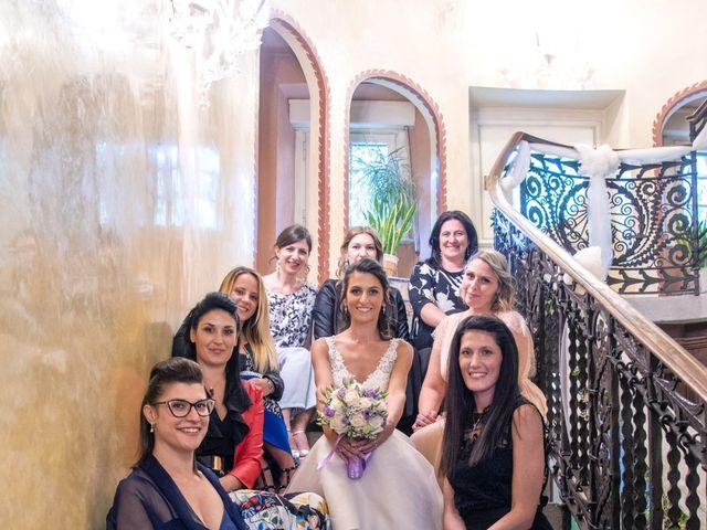 Il matrimonio di Marco e Monica a Bergamo, Bergamo 38
