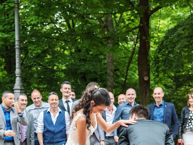 Il matrimonio di Marco e Monica a Bergamo, Bergamo 41