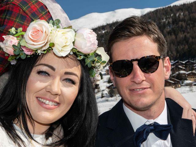 Il matrimonio di Christoper e Nadine a Livigno, Sondrio 5