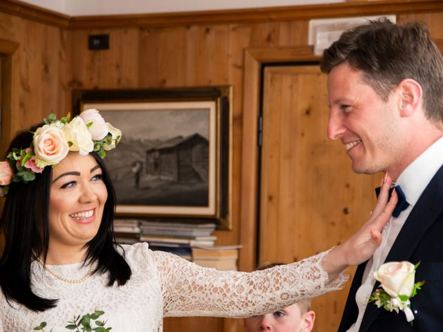 Il matrimonio di Christoper e Nadine a Livigno, Sondrio 8
