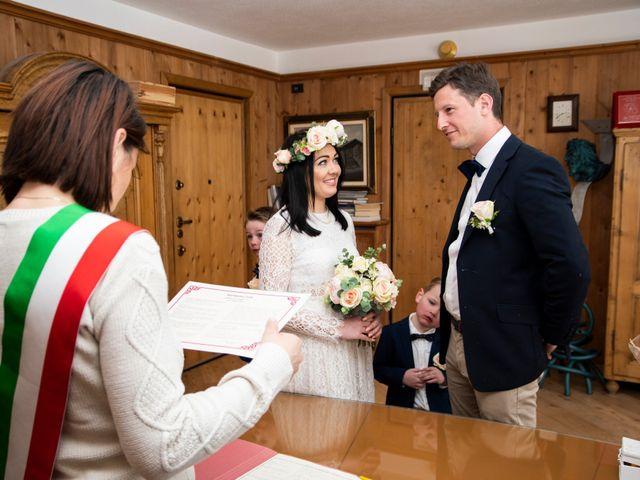 Il matrimonio di Christoper e Nadine a Livigno, Sondrio 9