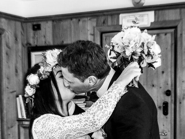 Il matrimonio di Christoper e Nadine a Livigno, Sondrio 11