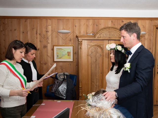 Il matrimonio di Christoper e Nadine a Livigno, Sondrio 14