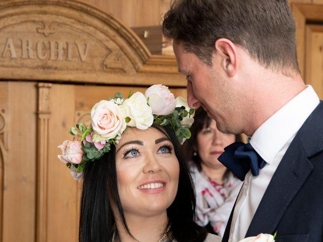 Il matrimonio di Christoper e Nadine a Livigno, Sondrio 15