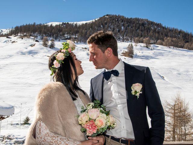 Il matrimonio di Christoper e Nadine a Livigno, Sondrio 17