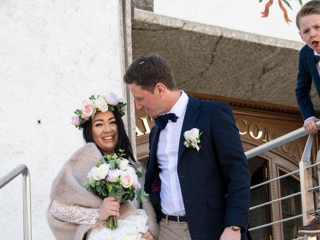 Il matrimonio di Christoper e Nadine a Livigno, Sondrio 19