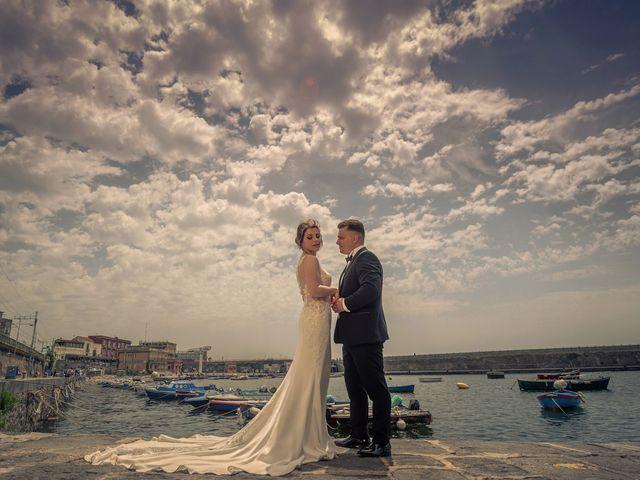 Le nozze di Marika e Giuseppe