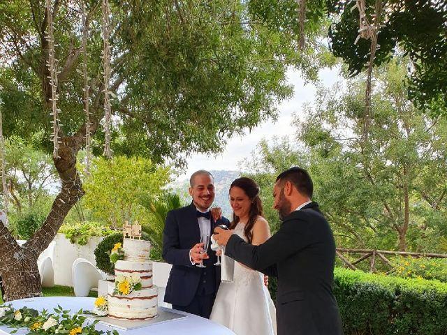 Il matrimonio di Alessandra  e Massimo a Casteldaccia, Palermo 2