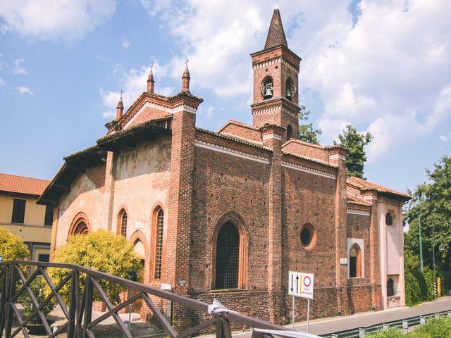 Il matrimonio di Francesco e Alessandra a Milano, Milano 43