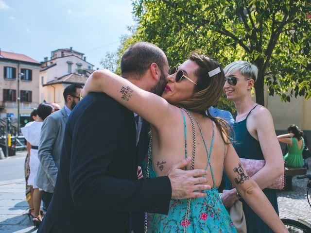 Il matrimonio di Francesco e Alessandra a Milano, Milano 52