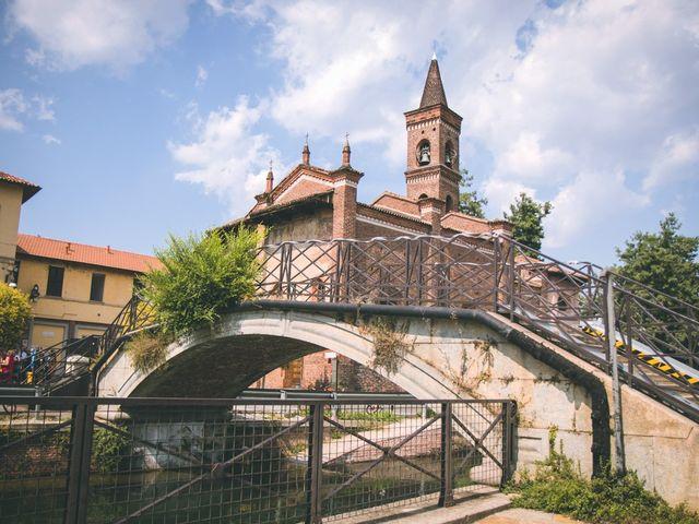 Il matrimonio di Francesco e Alessandra a Milano, Milano 53