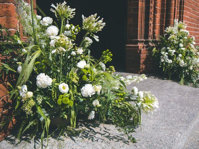 Il matrimonio di Francesco e Alessandra a Milano, Milano 54