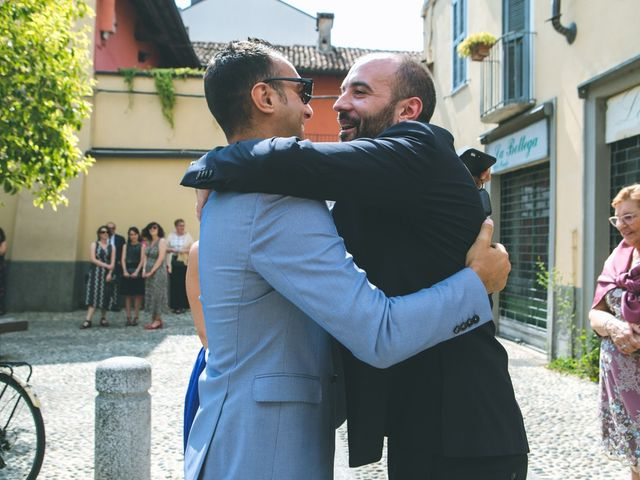 Il matrimonio di Francesco e Alessandra a Milano, Milano 55