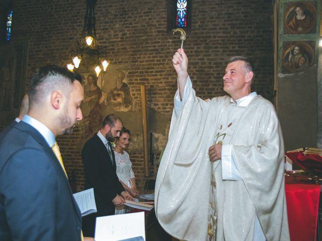 Il matrimonio di Francesco e Alessandra a Milano, Milano 87