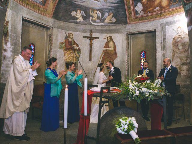 Il matrimonio di Francesco e Alessandra a Milano, Milano 131