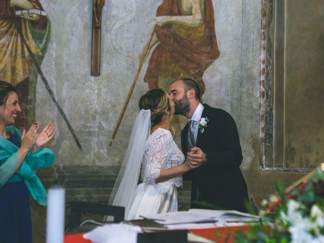Il matrimonio di Francesco e Alessandra a Milano, Milano 132