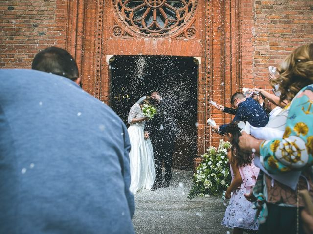 Il matrimonio di Francesco e Alessandra a Milano, Milano 137
