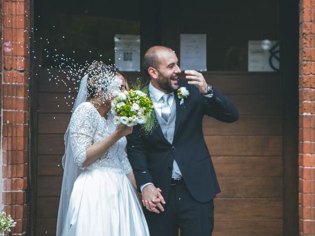 Il matrimonio di Francesco e Alessandra a Milano, Milano 141