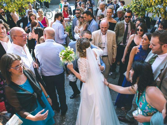 Il matrimonio di Francesco e Alessandra a Milano, Milano 150
