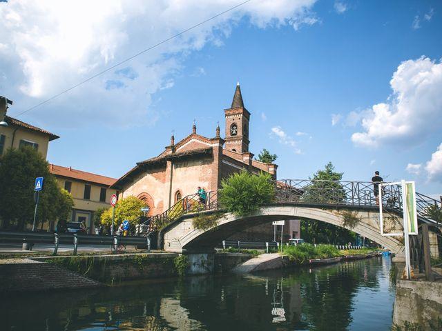 Il matrimonio di Francesco e Alessandra a Milano, Milano 152