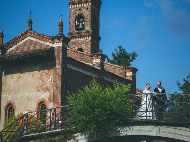 Il matrimonio di Francesco e Alessandra a Milano, Milano 153