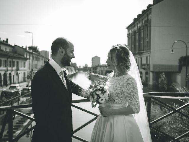Il matrimonio di Francesco e Alessandra a Milano, Milano 162