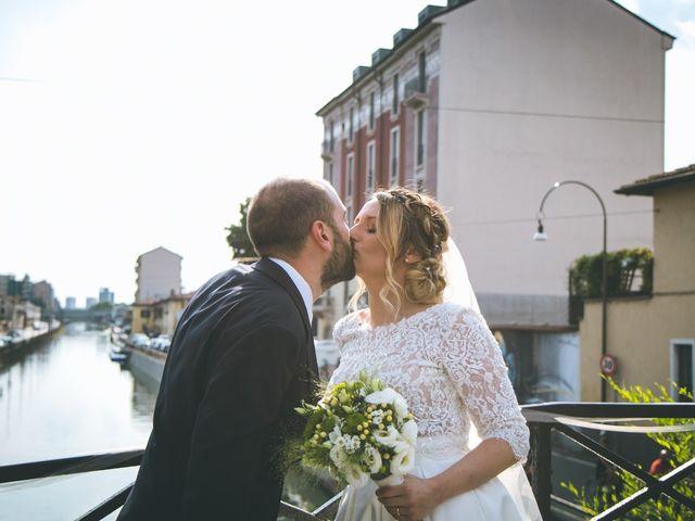 Il matrimonio di Francesco e Alessandra a Milano, Milano 163