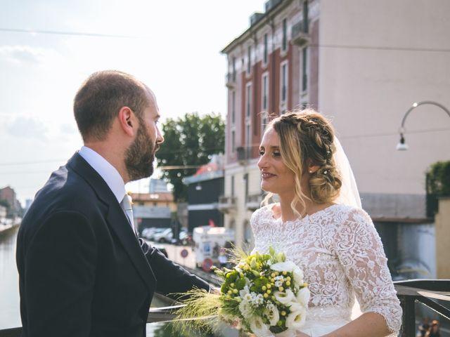 Il matrimonio di Francesco e Alessandra a Milano, Milano 164