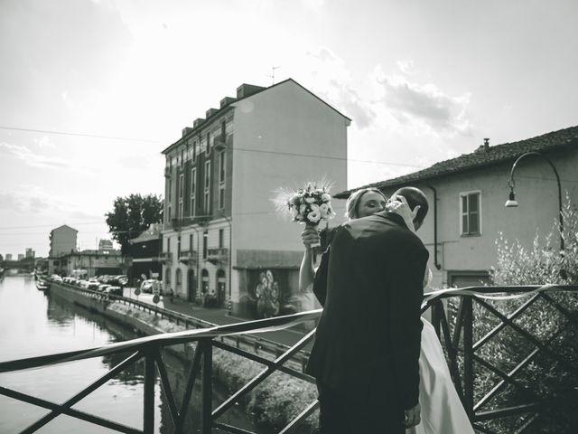 Il matrimonio di Francesco e Alessandra a Milano, Milano 166