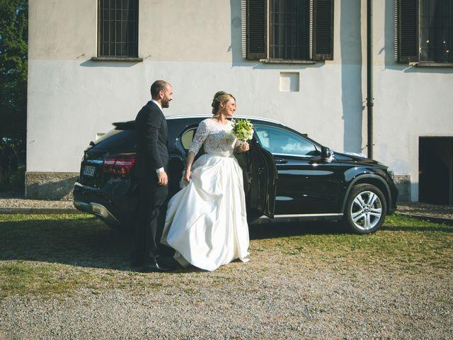 Il matrimonio di Francesco e Alessandra a Milano, Milano 174