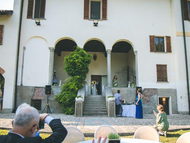 Il matrimonio di Francesco e Alessandra a Milano, Milano 178