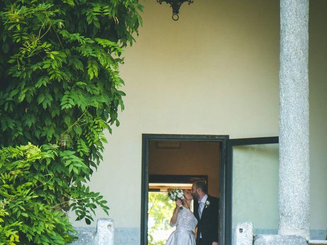 Il matrimonio di Francesco e Alessandra a Milano, Milano 179