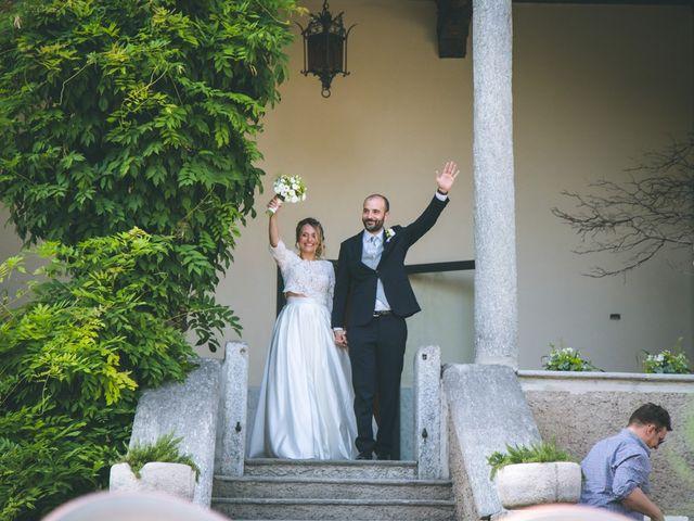 Il matrimonio di Francesco e Alessandra a Milano, Milano 181