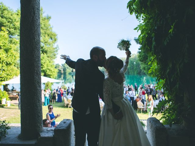 Il matrimonio di Francesco e Alessandra a Milano, Milano 182
