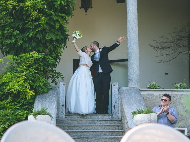 Il matrimonio di Francesco e Alessandra a Milano, Milano 183
