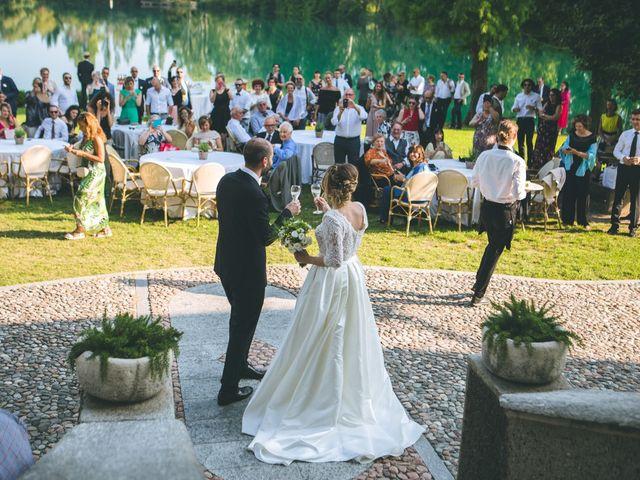 Il matrimonio di Francesco e Alessandra a Milano, Milano 184