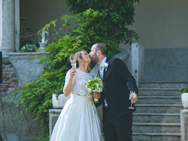 Il matrimonio di Francesco e Alessandra a Milano, Milano 187