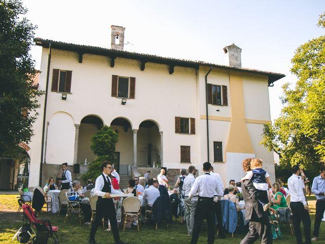 Il matrimonio di Francesco e Alessandra a Milano, Milano 202