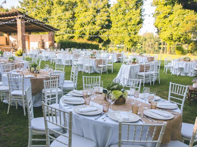 Il matrimonio di Francesco e Alessandra a Milano, Milano 204