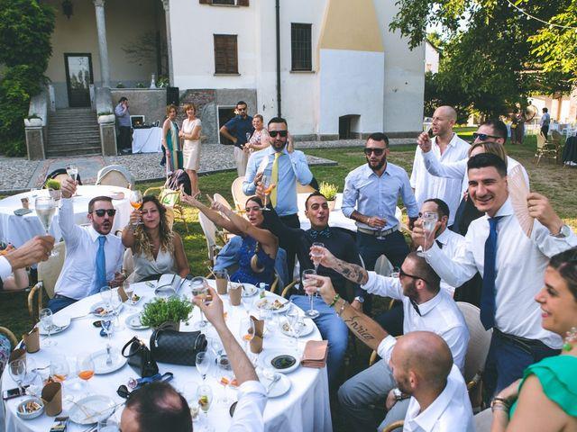 Il matrimonio di Francesco e Alessandra a Milano, Milano 213