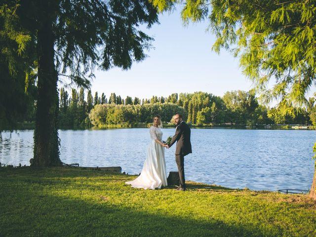 Il matrimonio di Francesco e Alessandra a Milano, Milano 265
