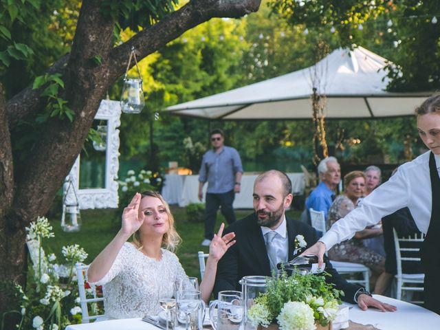 Il matrimonio di Francesco e Alessandra a Milano, Milano 274