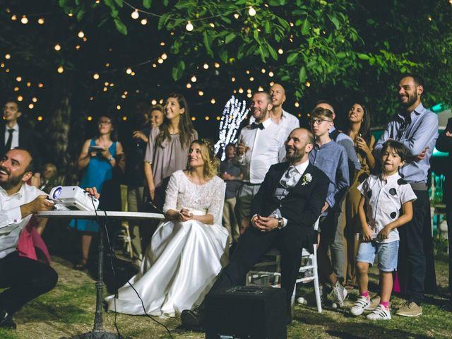 Il matrimonio di Francesco e Alessandra a Milano, Milano 315